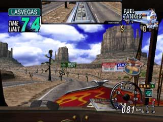 18 roues Las Vegas