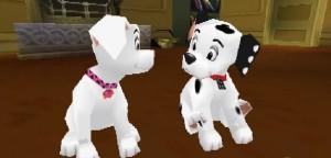 (De gauche à droite) Oddball et Domino.